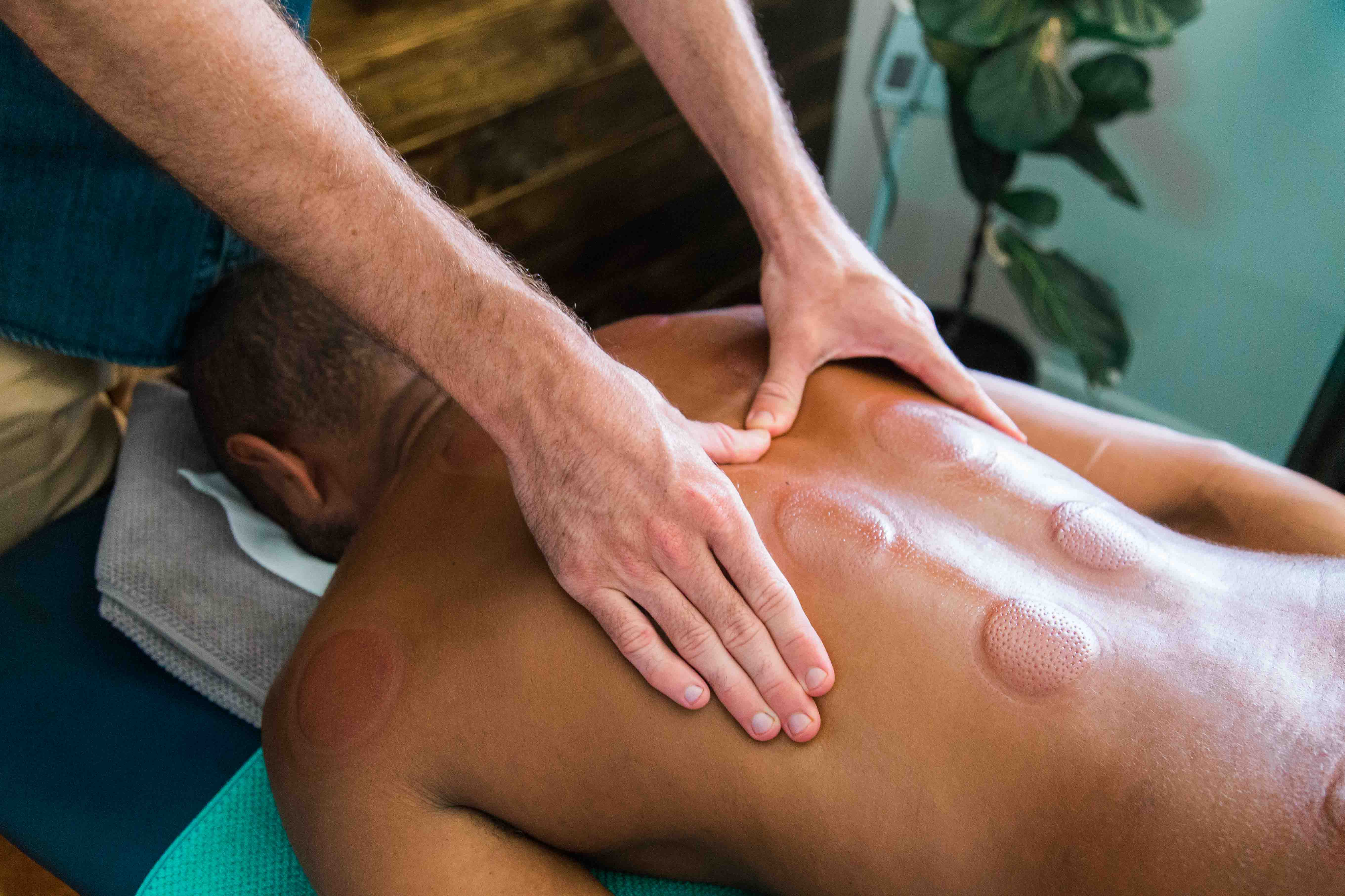 Massage and Cupping